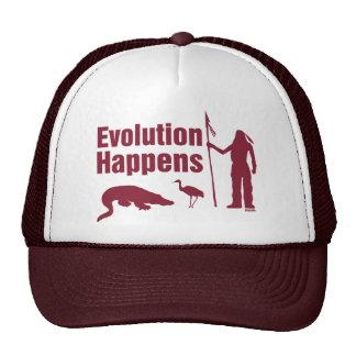 La evolución sucede - los productos de la Florida Gorros