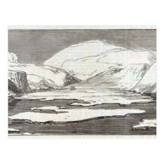 La expedición de Polo Norte Postales