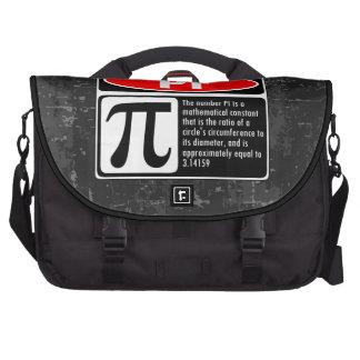 La explicación del pi bolsas para portatil