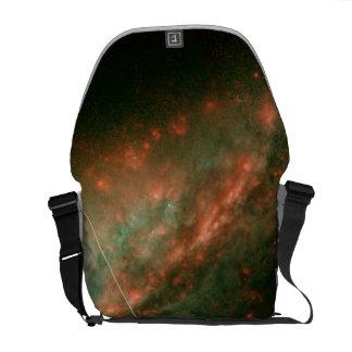 La explosión de la formación estelar conduce la bolsa de mensajeria