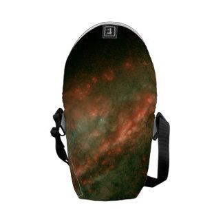 La explosión de la formación estelar conduce la bolsa de mensajería