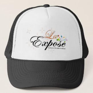 la Expose-Tie Trucker Hat