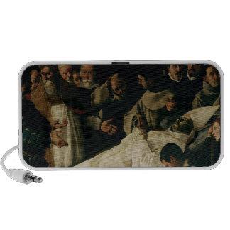 La exposición del cuerpo de St Bonaventure Mini Altavoz