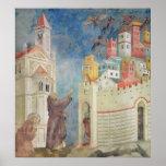 La expulsión de los diablos de Arezzo, 1297-99 Impresiones