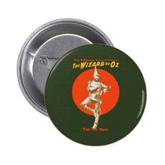 La extravagancia del Musical de mago de Oz Pin Redondo 5 Cm