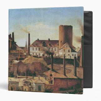 """La fábrica de Harkort en el Burg más mojado, Carpeta 1 1/2"""""""
