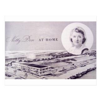 La fábrica de la ropa postal