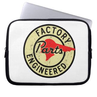 La fábrica de Pontiac parte la reproducción de la  Fundas Ordendadores