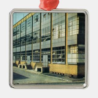 La fábrica de zapato del Fagus, diseñada por Walte Adorno
