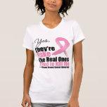 La falsificación de Theyre las reales intentó sí m Camiseta
