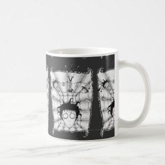 """La """"falta de café puede causar"""" la taza loca"""