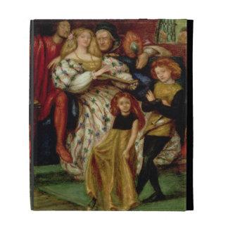 La familia de Borgia, 1863
