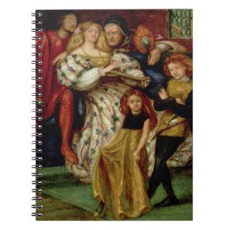 La familia de Borgia, 1863 Cuadernos
