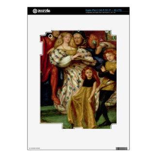La familia de Borgia, 1863 Pegatinas Skins Para iPad 3