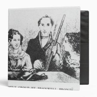 """La familia de Bronte Carpeta 1 1/2"""""""