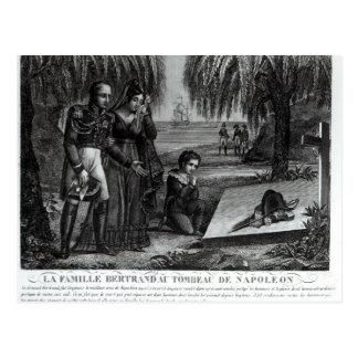 La familia de general Enrique-Gratien Bertrand Postal
