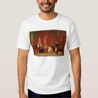 La familia de la portilla, 1870-71 camisas