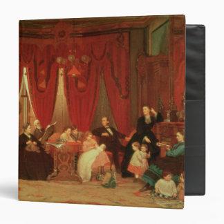 """La familia de la portilla, 1870-71 carpeta 1 1/2"""""""