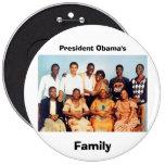 La familia de Obama - modificada para requisitos p Pin