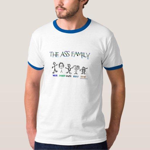 LA FAMILIA DEL ASNO PLAYERA