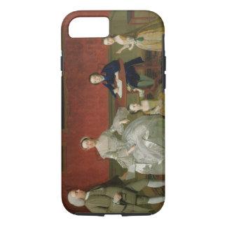 La familia del Buckley-Verraco, c.1758-60 (aceite Funda iPhone 7