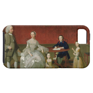 La familia del Buckley-Verraco, c.1758-60 (aceite Funda Para iPhone SE/5/5s