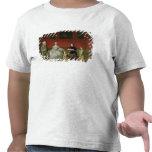 La familia del Buckley-Verraco, c.1758-60 (aceite Camisetas