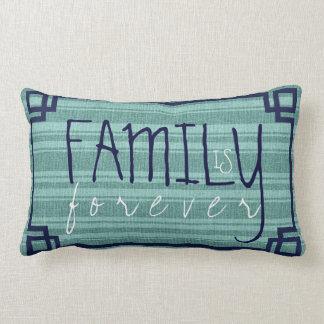La familia es rayas de lino Para