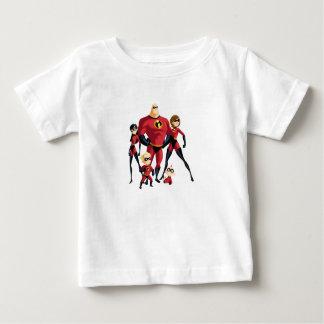La familia increíble Disney Camisas