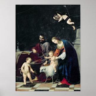 La familia santa 2 póster