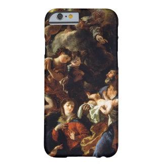 La familia santa (aceite en lona) funda barely there iPhone 6