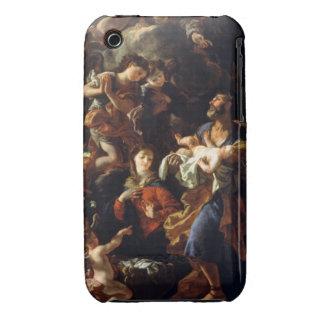 La familia santa (aceite en lona) funda para iPhone 3 de Case-Mate