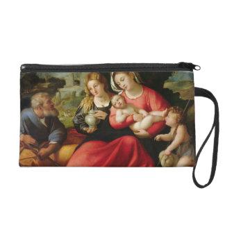 La familia santa, c.1508-12 (aceite en lona)