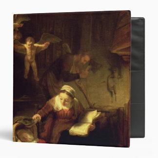 """La familia santa, c.1645 carpeta 1 1/2"""""""