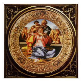 La familia santa - el Doni Tondo