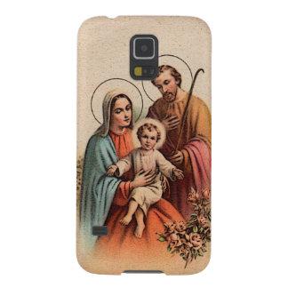 La familia santa - Jesús, Maria, y José Carcasas De Galaxy S5