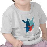 La familia - silueta camiseta