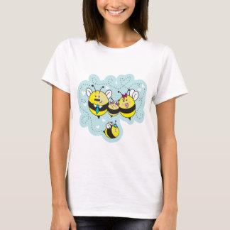 La famille d'abeille / Bee Family T-Shirt