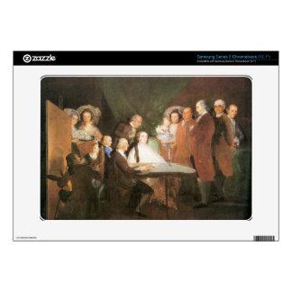 La famille de l infant Don Louis 1783 by Goya Samsung Chromebook Decal