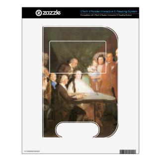 La famille de l infant Don Louis 1783 by Goya VTech V.Reader Decals