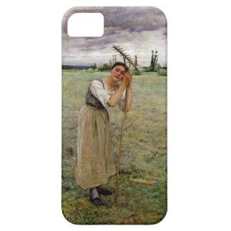 La Faneuse au repos iPhone 5 Case