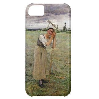 La Faneuse au repos iPhone 5C Case