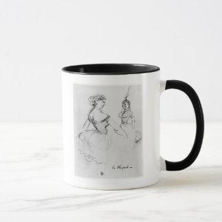 La Fanfarlo Mug