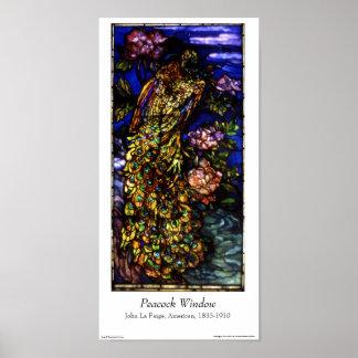 La Farge Window - Poster