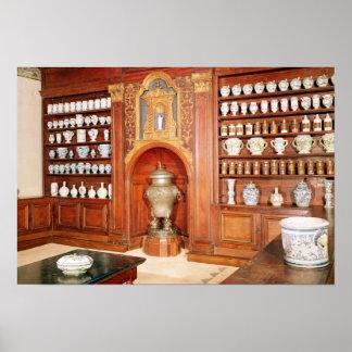 La farmacia del hospital de Santo-Jean Impresiones