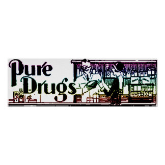 La farmacia pura 2 de las drogas impresiones
