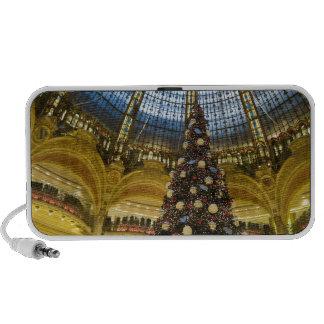 La Fayette en el navidad, París, Francia de Galeri Altavoces