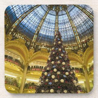 La Fayette en el navidad, París, Francia de Galeri Posavaso