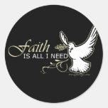 La fe es toda lo que necesito