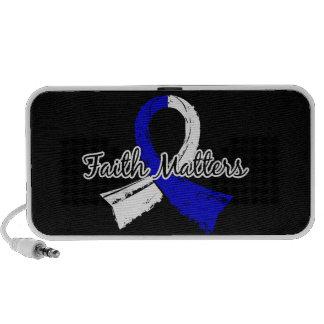 La fe importa ALS 5 Laptop Altavoces